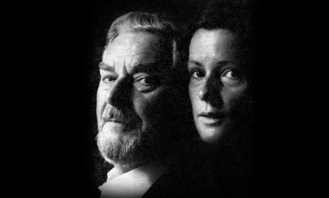 Alfred Haase and Anni-Frid Lyngstad